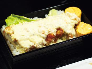チキン南蛮重<br>Chicken Namban Box