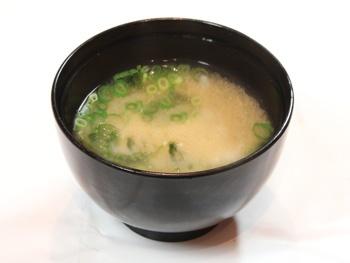 みそ汁<br>Miso Soup