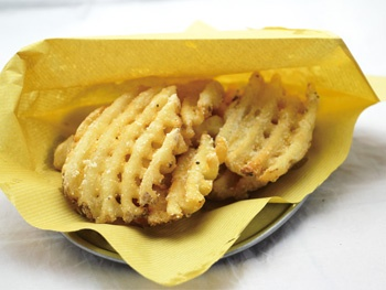 フライドポテト チーズくん