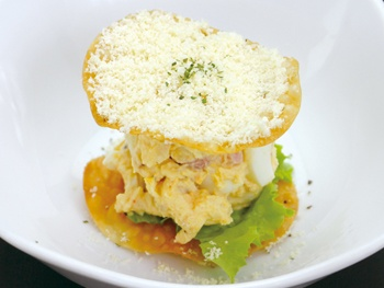ポテサラ 餃子の皮ver.<br>Potato Salad