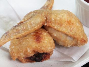 手羽餃子(2ヶ)<br>Chicken Wings Gyoza