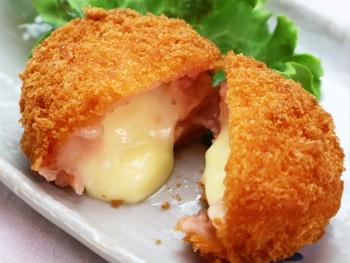 北海道チーズinコロッケ