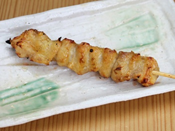 ぼんじり(1本)<br>Grilled Chicken Tail Skewered