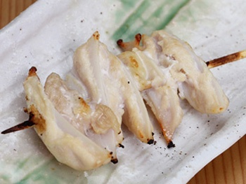 軟骨(1本)<br>Grilled Chicken Cartilage