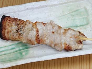 豚バラ(1本)<br>Grilled Pork Belly