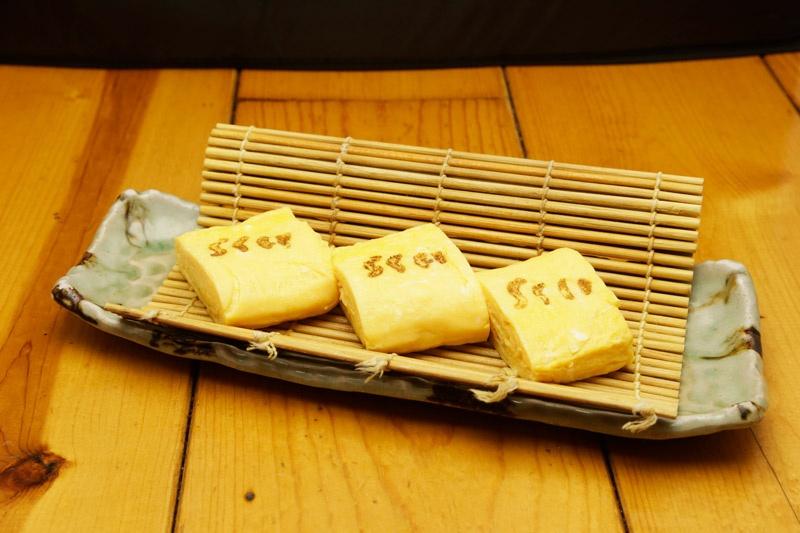 だし巻き玉子焼<br>Japanese Dashi Omelet