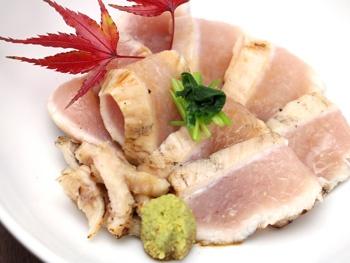 鶏ワサビ<br>Shredded Chicken in Wasabi Sauce