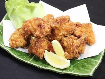 宮崎鶏の唐揚げ<br>Fried Miyazaki Chicken