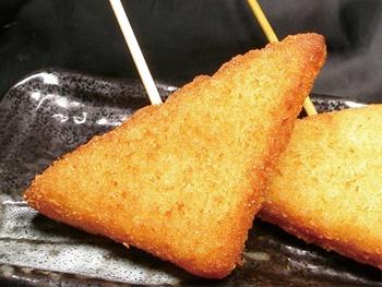 はんぺんチーズカツ(1本)<br>Fish Cake & Cheese Cutlet