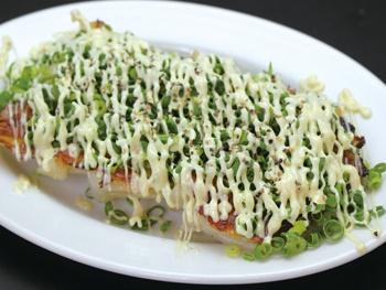 ねぎマヨぶっかけ餃子(5ヶ)<br>Gyoza with Green onion Mayonnaise