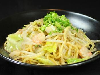 海鮮焼きちゃんぽん<br>Seafoods Noodles