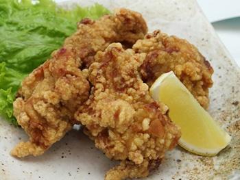 若鶏唐揚げ<br>Deep-fried Chicken