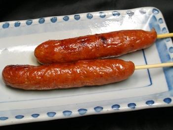 ソーセージ(1本)<br>Grilled Sausage