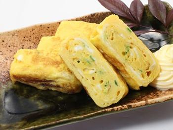 恵屋玉子焼き<br>Rolled Omelet