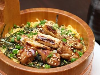 恵屋やきとりひつまぶし<br>Yakitori Hitsumabushi –  Chicken Barbecue on Rice