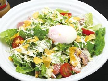 温玉シーザーサラダ<br>Caesar Salad