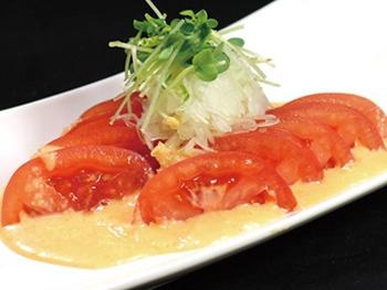 トマトスライス<br>Sliced Tomatoes