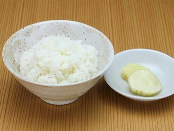 白ご飯<br>Rice(Medium)