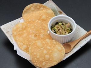 餃子せんべぇ~<br>Gyoza Skin Chips