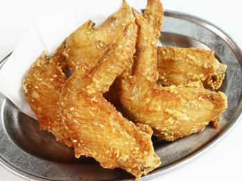 【メグカラ】恵屋の手羽唐揚げ 5本<br>fried chicken wings of Megumiya