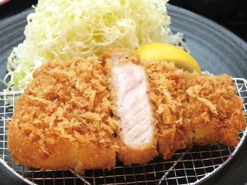 熟成 厚切りロースかつ膳【180g】<br>Aged Thick-Cut Pork Loin Cutlet Set